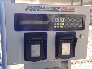 Fuelmaster Credit Card Fuel System